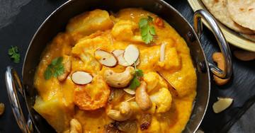 Mensa Zuhause Curry
